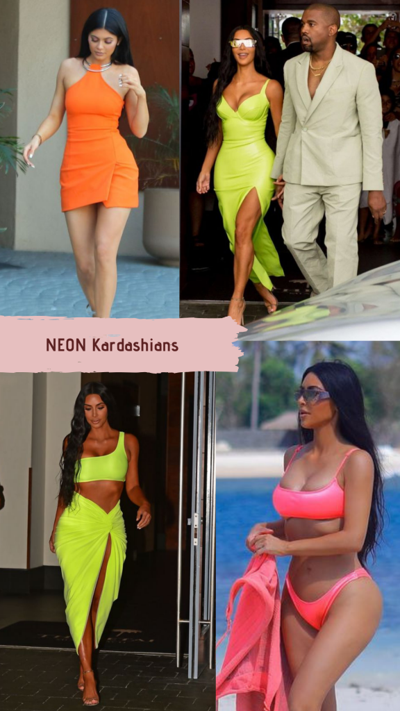 Neon Kardashians