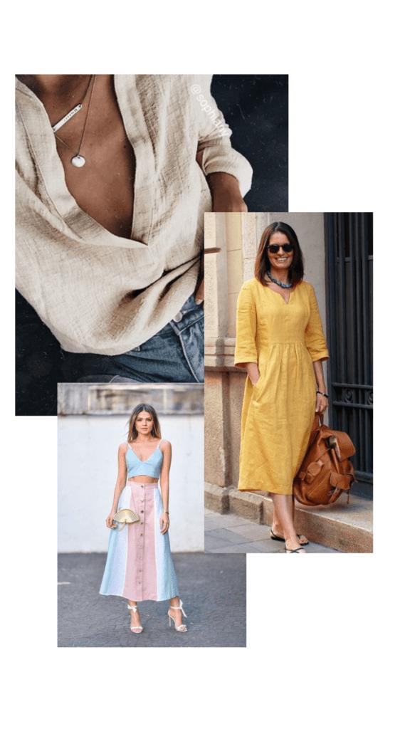 Armário da Dora Tendências Moda Verão 2019 LINHO-min