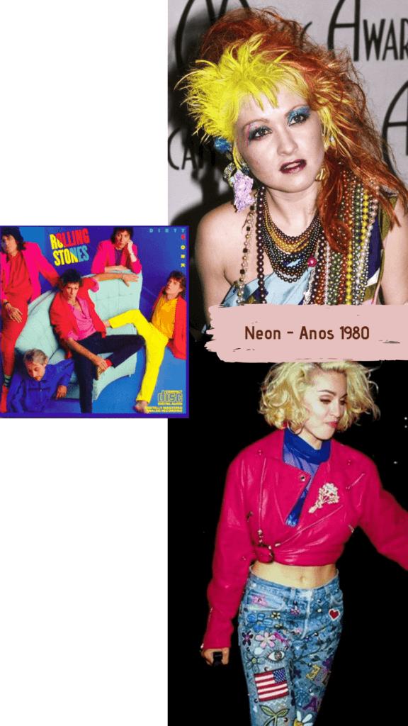 Armário da Dora - Neon Fashion Tendência