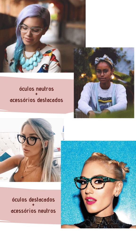 f0ed3a749 Blog Armário da Dora - Guia Completo para usar óculos e acessórios