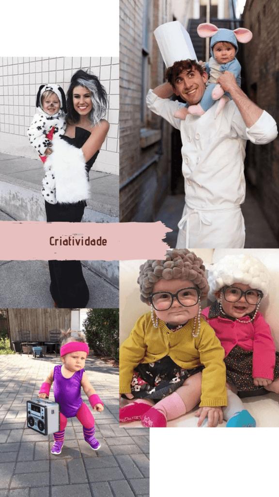 Fantasias de Carnaval Ideias Criativas Criatividade