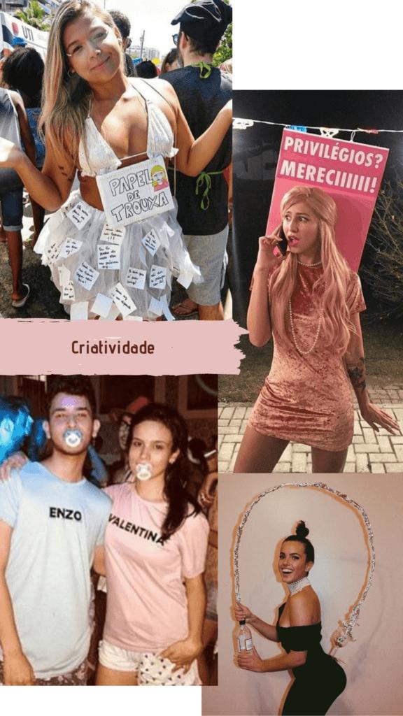 Fantasias de Carnaval Ideias Criativas Memes