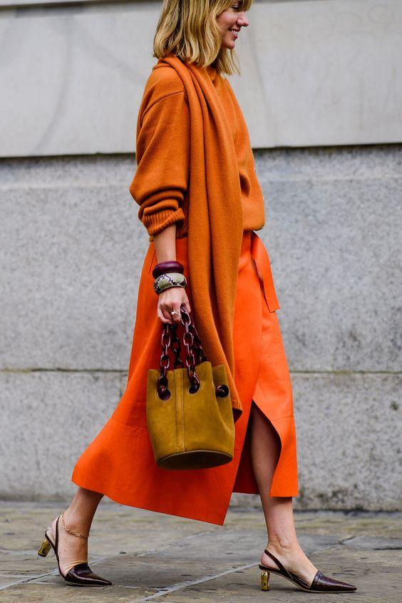 Orange Russet