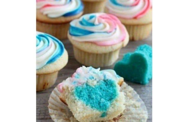 Cupcake Revelação